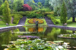 БОтаничка градина -Гетеброг една од најголемите во светот